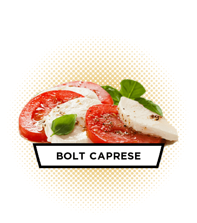 Caprese Salad - Bolt Burger