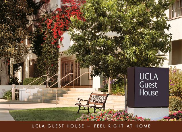 UCLA Guest House Hotel