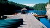 Boat Dock at Mohonk Mountain House