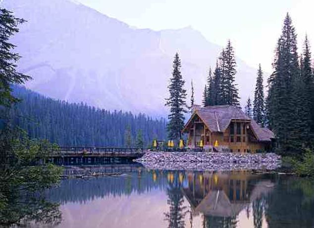 Canadian Rocky Mountains resorts